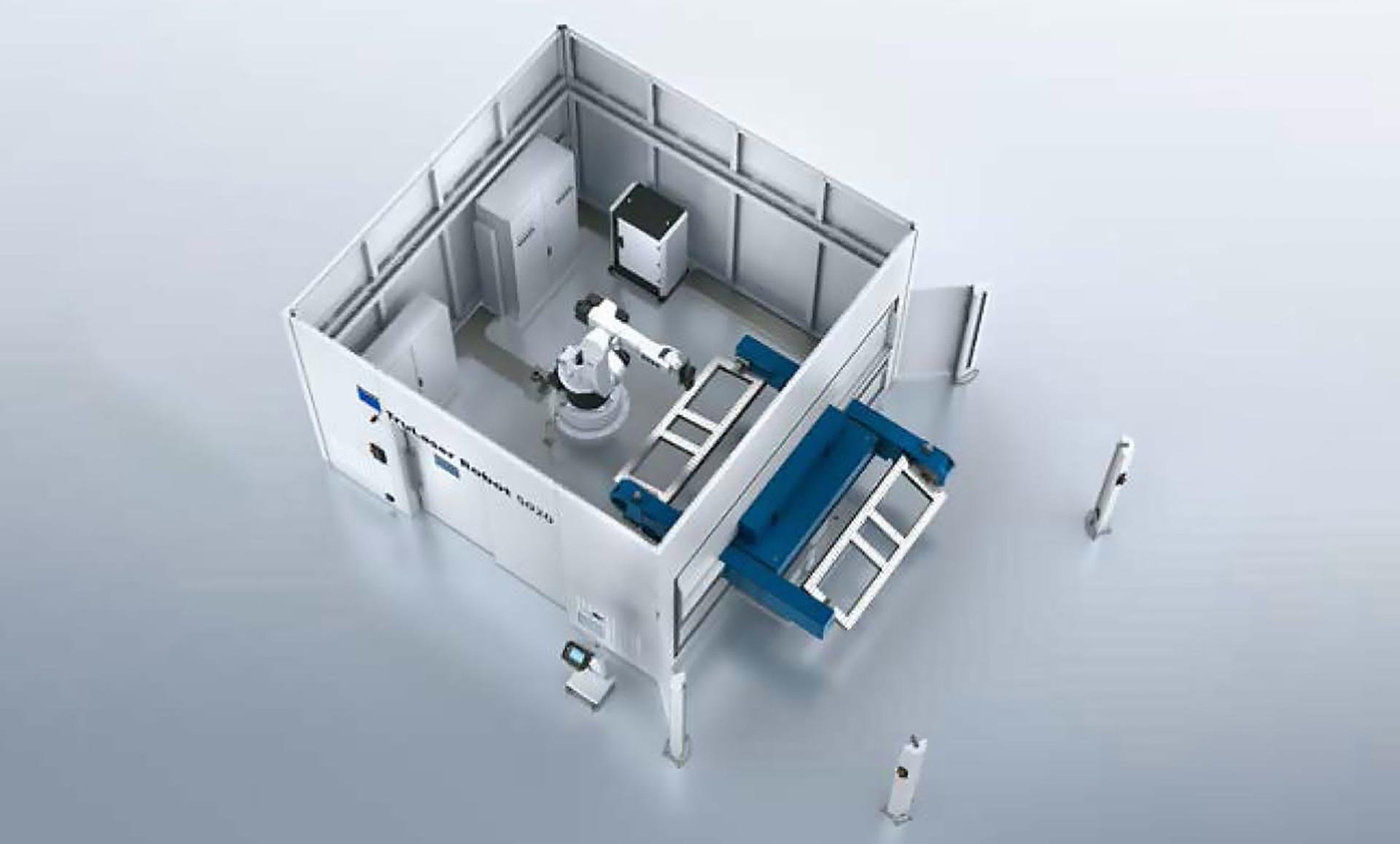 Laser Welding Neumaier Industry